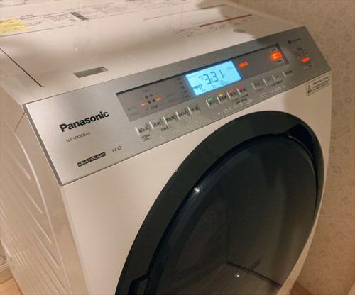 ななめドラム洗濯乾燥機NA-VX800A